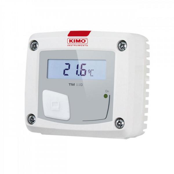 Capteur / transmetteur de température