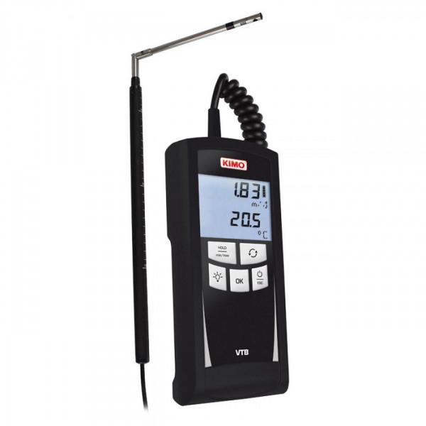 Thermo-anémomètre à fil chaud VTA/VTB