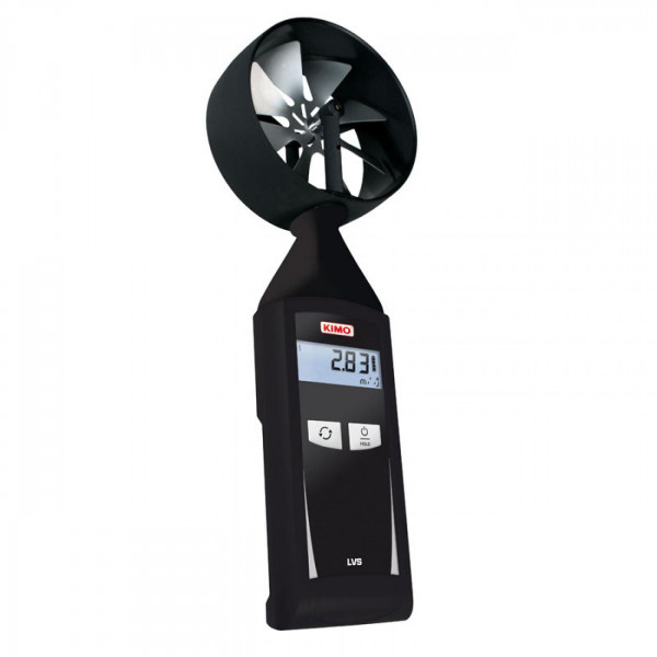 Thermo-anemometer propeller