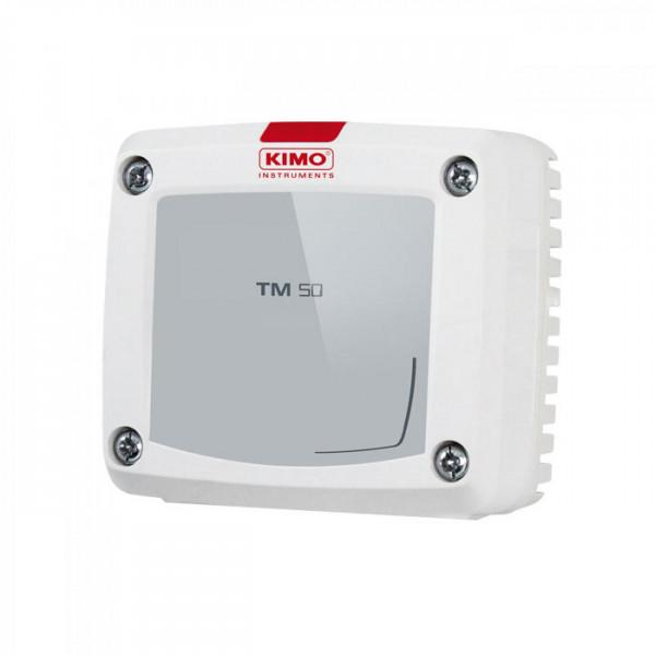 Capteur de température Pt100 avec raccordement sur bornier