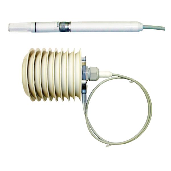 Capteurs de Température/Humidité HYGROCLIP avec abri