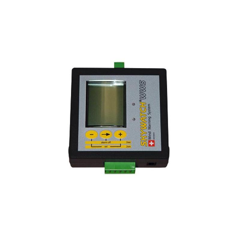 Boîtier d'affichage avec sortie relais pour WWS