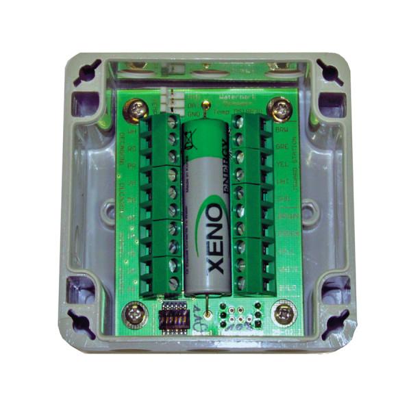 Interface pour 2 capteurs d'humidité, 2 Watermark, 1 Temp