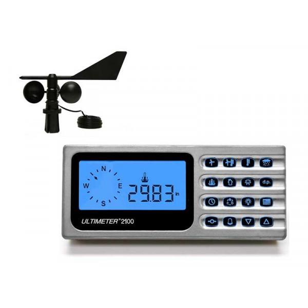 Estación meteorológica Peet Bros Ultimeter 2100