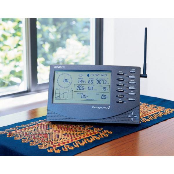 Vantage Pro 2 avec ventilation active
