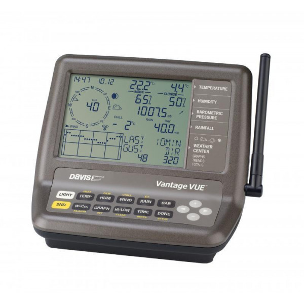 Vantage Pro 2 Wireless Weather Station with Vantage Vue Console