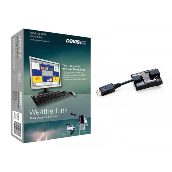 WeatherLink USB Datalogger