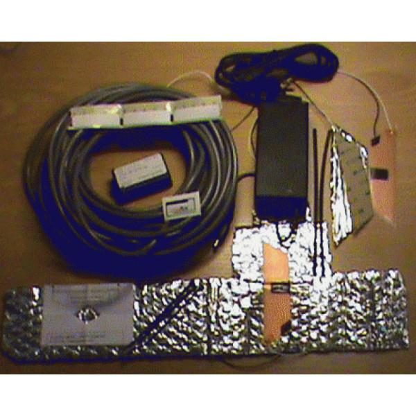 Calentador de pluviómetro Vantage Vue
