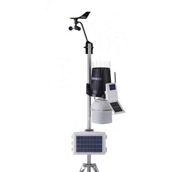 Conjunto de sensores inalámbricos con ventilación activa las 24 horas del día para VP2