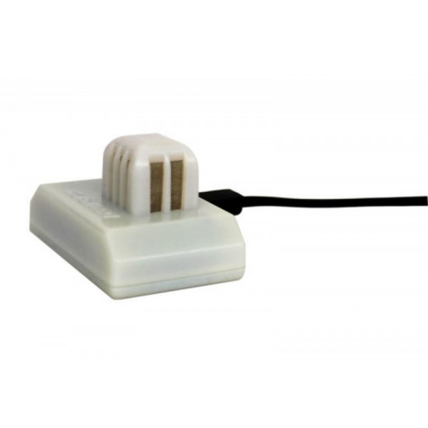 Temperature and humidity sensor for indoor use