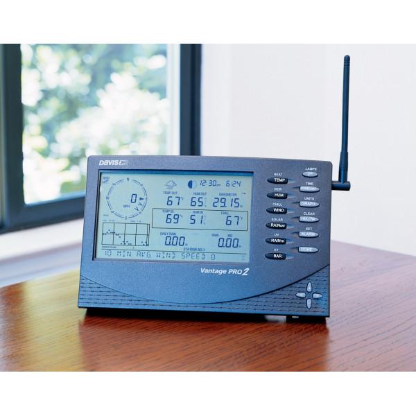 Console pour station météo Vantage Pro 2