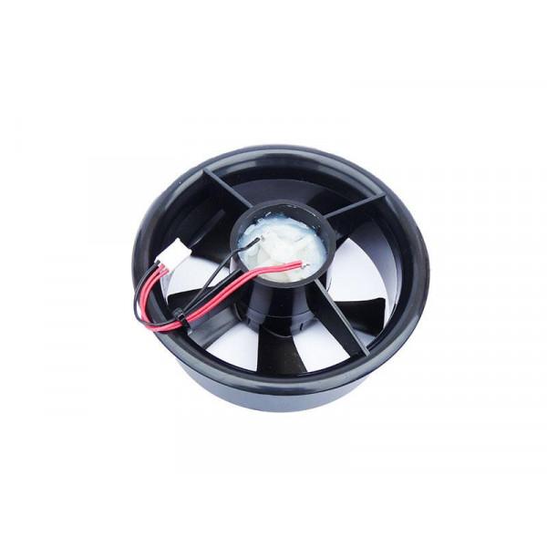 Ventilador para refugios con ventilación activa