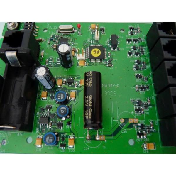 Condensateur 10F pour ISS