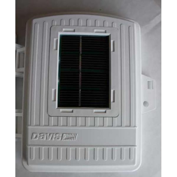 Puerta de sustitución con panel solar