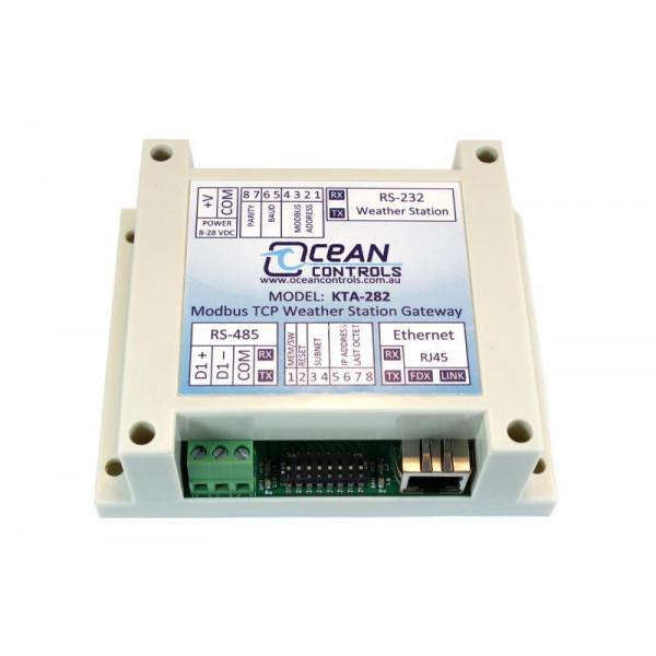 Interface Modbus TCP/IP pour Vantage Pro2