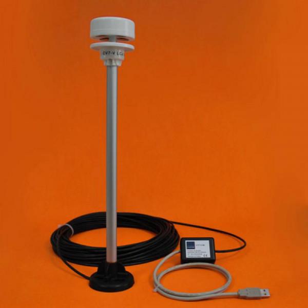 Ultrasonic Anemometer-Vane with USB connection NMEA0183