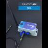 Sensors connected soil moisture and temperature Sigfox
