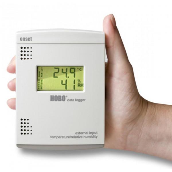 Enregistreur Thermo-Hygromètre HOBO U14