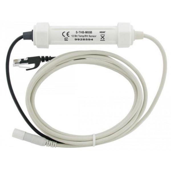 Sensor inteligente de temperatura y humedad relativa (cable de 2 metros)