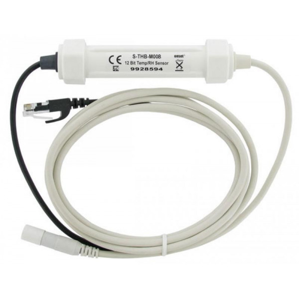 Smart temperature and relative humidity sensor (8 meters cable)