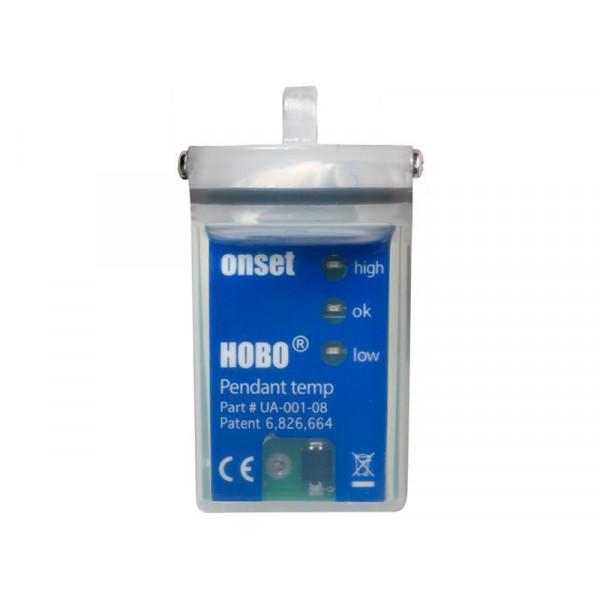 Hobo Pendant 8K waterproof temperature recorder