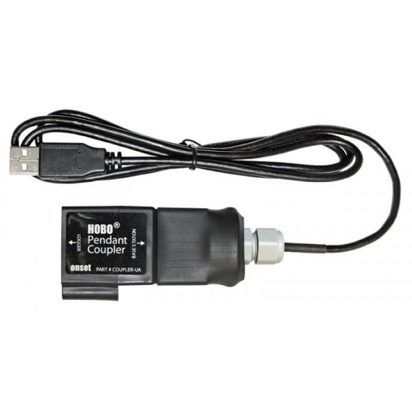 USB optical base station for HOBO Pendant