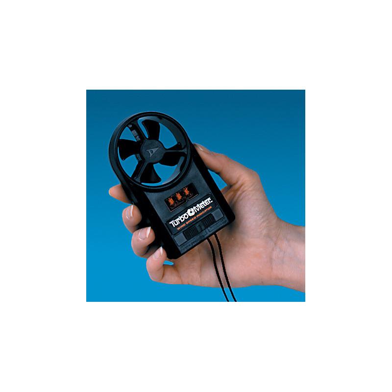 Anemómetro Turbo Meter