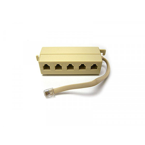 Adapter 5 port for Peet Bros stations