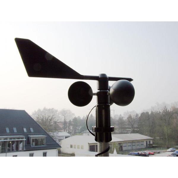 Anémomètre-girouette Peet-Bros (30 mètres de câble)