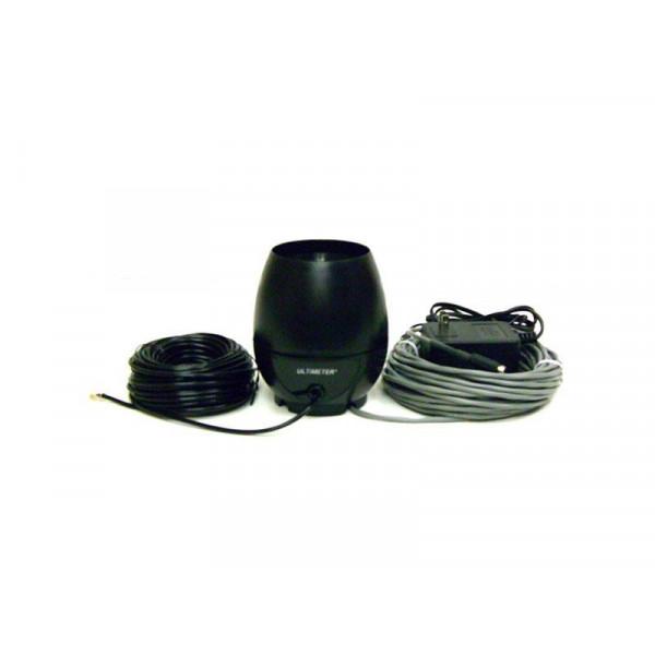 Pluviomètre Pro électronique avec réchauffeur