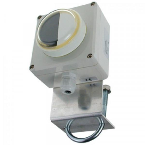 Capteur de rayonnement solaire analogique
