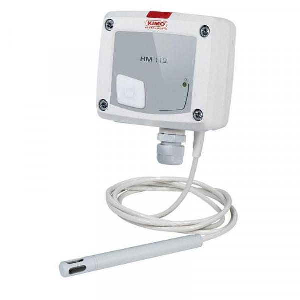 Sensor y transmisor de humedad relativa
