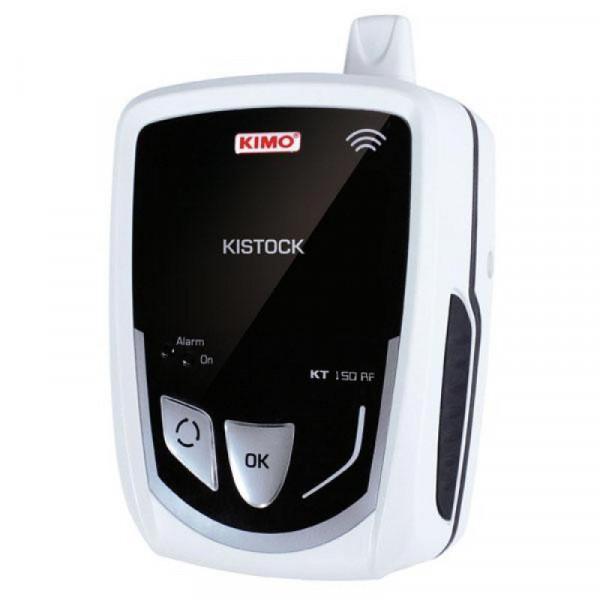 Registrador de temperatura por radio