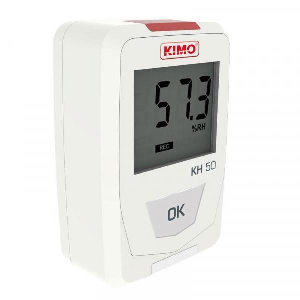 Mini-enregistreur de température / hygrométrie