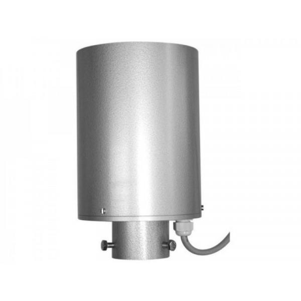 Pluviómetro con calefacción integrada